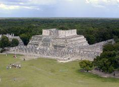 CHICHEN ITZÀ Messico 2003