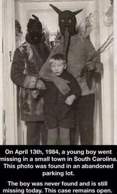 That poor boy is probably horrified...
