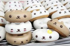 Imagen de food, donuts, and kawaii