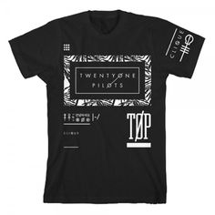 Palm Frame T-Shirt | Official Twenty One Pilots Store