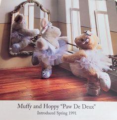 *Muffy vanderBear & Hoppy vanderHare ~Paw De Deux Ballet