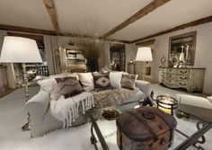 Ralph Lauren Home   Дизайн интерьеров | Идеи вашего дома | Lodgers