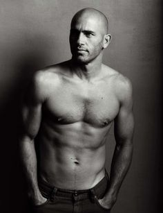 Kelly Slater - ugh I can't even take it