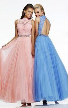 Lång Klänning balklänning online shop