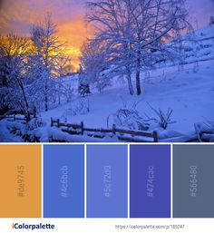 Color Palette Ideas from Snow Winter Sky Image Color Combinations, Color Schemes, Sky Images, Web Colors, Winter Sky, Winter Images, Colour Pallette, Find Color, Color Studies