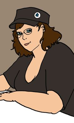 An illustration of myself adapted from a photograph
