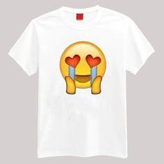 Emoji Fangirl T Shirt