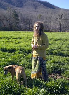 """Matthew Warner shares his journey for health and harmony. """"My partner and I are devoted to a life of service, and as we travel from place to place, building systems of sustainability and aiding others in their quest for natural health, we are sure to maintain the integrity of our own relationships with the ecological systems of which we are a part."""""""