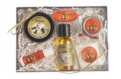 All Natural Orange Jojoba Skin Care Sampler Pack 5 items All Natural Hand Made Includes Lip Balm Hand Salve Salt Scrub Soap Pure Jojoba Oil ** You can get more details by clicking on the image.