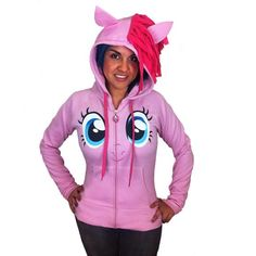 My Little Pony Friendship Is Magic Halloween Costume Hoodies | The Mary Sue