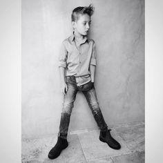 Fall fashion for boys-- laminiatura