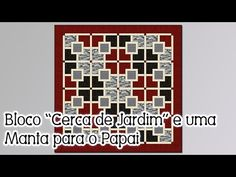 Patchwork Ao Vivo #27: Manta para o Papai - YouTube