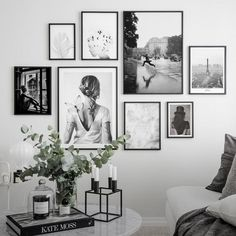 wohngestaltung Poster Shop: Beautiful Wall Art - Kaufe Poster & Rahmen A New Way Sports Fans Can Inspiration Wand, Home Decor Inspiration, Decor Ideas, Photowall Ideas, Gallery Wall Layout, Modern Gallery Wall, Gallery Wall Bedroom, Modern Wall Decor, Art Gallery