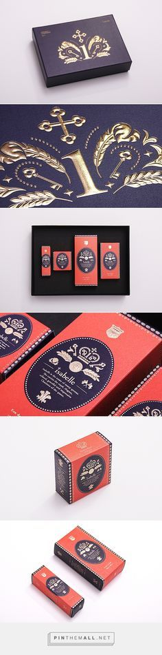 Cosmetic packaging part of Project Charisma