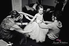 Tendenza Wedding | Caitlin + Dustin » Jennifer Childress Photography
