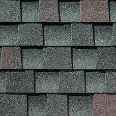 Williamsburg Slate #gaf #timberline #roof #shingles #swatch
