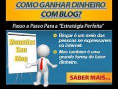 Dinheiro Na Internet-Estrategias Para Ganhar Dinheiro Na Internet: como ganhar dinheiro com blog | EMPREGO ONLINE
