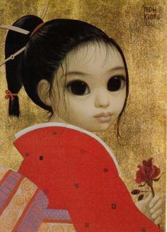 Margaret Keane (pintora - painter)