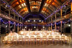 City Halls and Old Fruitmarket in Glasgow (Scotland) - Click on the photo to be directed to their featured www.Chooseyourwedding.com post 'Celebrate your wedding in the City', where they are included in our favourite pick of venues with city locations.