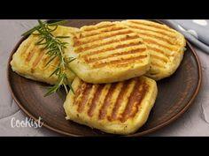 Fantastické placky z varených zemiakov plnené šunkou a syrom – najjednoduchší recept: Vôbec nie sú mastné, deti sa od nich nevedia odtrhnúť!