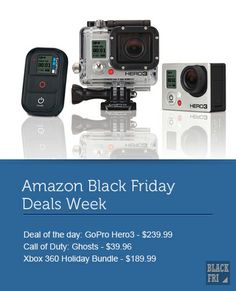 Amazon Black Friday Hot Deals