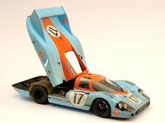 MFH 1:24 Gulf-PORSCHE 917LH LeMans 1971 - Automotive Forums .com Car Chat