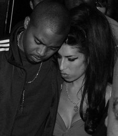 """""""You know how me and Amy are straight players"""" - Nas"""