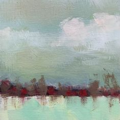 Cornwall & other landscapes: Colin Pollock Burnham, Contemporary Landscape, Cornwall, Landscapes, Sky, Painting, Paisajes, Heaven, Scenery