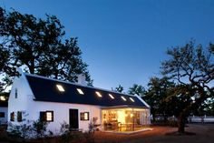Babylonstoren - Hotel and Farm in Cape Dutch, South Africa Cape Dutch, Exterior, Africa Travel, Historic Homes, Cape Town, Architecture, South Africa, New Homes, House Design