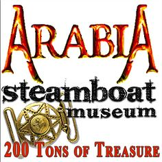 A Historic Kansas City Attraction « The Arabia Steamboat Museum - Seen this 2x's since it opened.  Want to go see it again after the remodel this month and new exhibits added.  A museum well worth the money!!