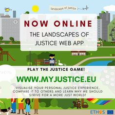 Check out our brand new web app and create your very own Landscape of Justice! Justice Games, App Play, Fun Learning, Human Rights, Landscapes, Self, Scenery, Paisajes