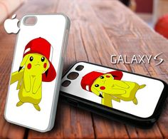 Pokemon Pikachu iPhone case iPod case Samsung Galaxy case - Cases, Covers & Skins