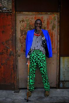 color, mens fashion, african, print