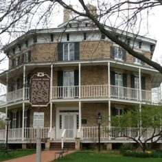 Octagon House Watertown, WI
