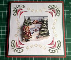 Embroidery, Patterns, Frame, Cards, Decor, Block Prints, Picture Frame, Needlepoint, Decoration