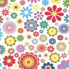 3325 Servilleta decorada flores