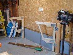 build+a+fold+down+workbench | Make a cheap fold-down workbench