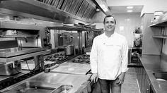 Chef con Michelin solo en la cocina. José Álvarez La Costa El Ejido