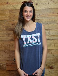 Hey TXST, show your tribal Bobcat pride with this new tank!