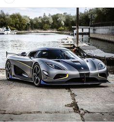 Stunning Koenigsegg
