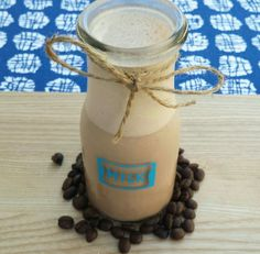 Iced Coffee Protein Smoothie by The Green Rabbit   Sweeter Life Club