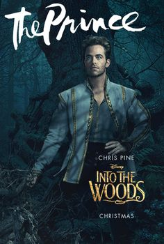 Here Are 10 Gorgeous and Moving 'Into the Woods' Character Posters - The Moviefone Blog
