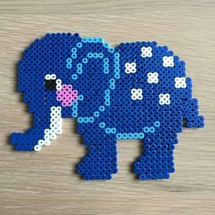 Great job. so cute. Credit : @perlepige - . #elephant #elephants #elephantlove