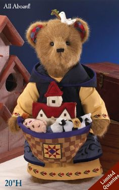 Boyds Bears by Jim Shore