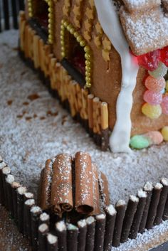 Gingerbread House - Lebkuchenhaus