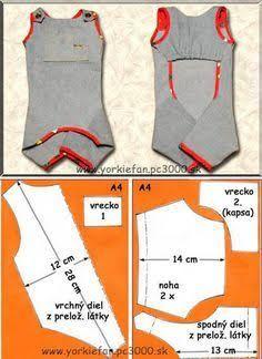Free Dog clothes Pattern ile ilgili görsel sonucu