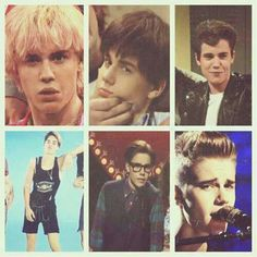 Justin on Saturday Night Live. Who rememebers this? <3 <3