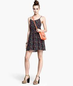 H Floral Dress $17.95