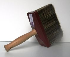 Lazure Brushes for sale  Indispensable for Lazure work, these unique brushes allow you to carry large amounts of glaze over the surface of your walls. Brushes for purchase: http://lazure.com/site/team/lazure-by-andrade/#brushesandpaints