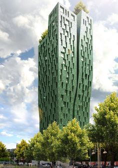 Archaea Tower - by Archea Associati | Albanian Architecture